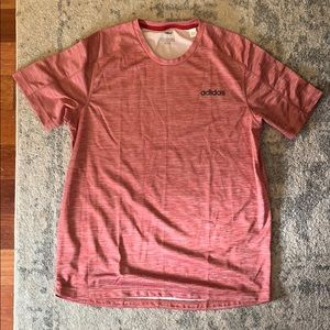 Adidas Men's Climalite Shirt L